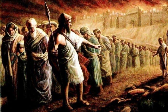 «Совершил Господь гнев Свой, излил ярость гнева Своего»