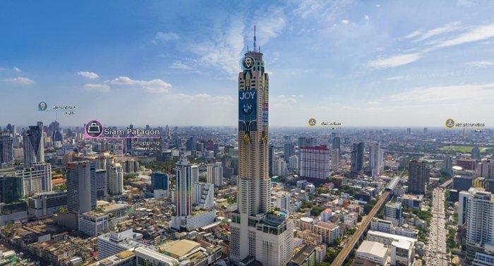 Собор Николая Чудотворца в Бангкоке вместе с городом показали в режиме 360º