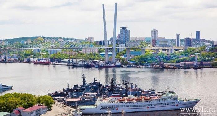 Центром российского Дальнего Востока вместо Хабаровска стал Владивосток