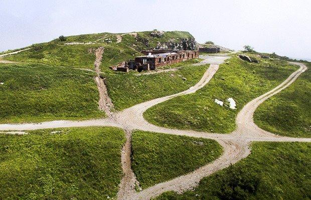 В 2019-м на Дальнем Востоке создадут уникальный музей из крепостной стены