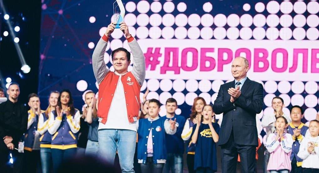 Добровольцем года в России стал медик, борющийся за здоровье селян