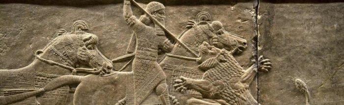 Ассирийский правитель Саргон II