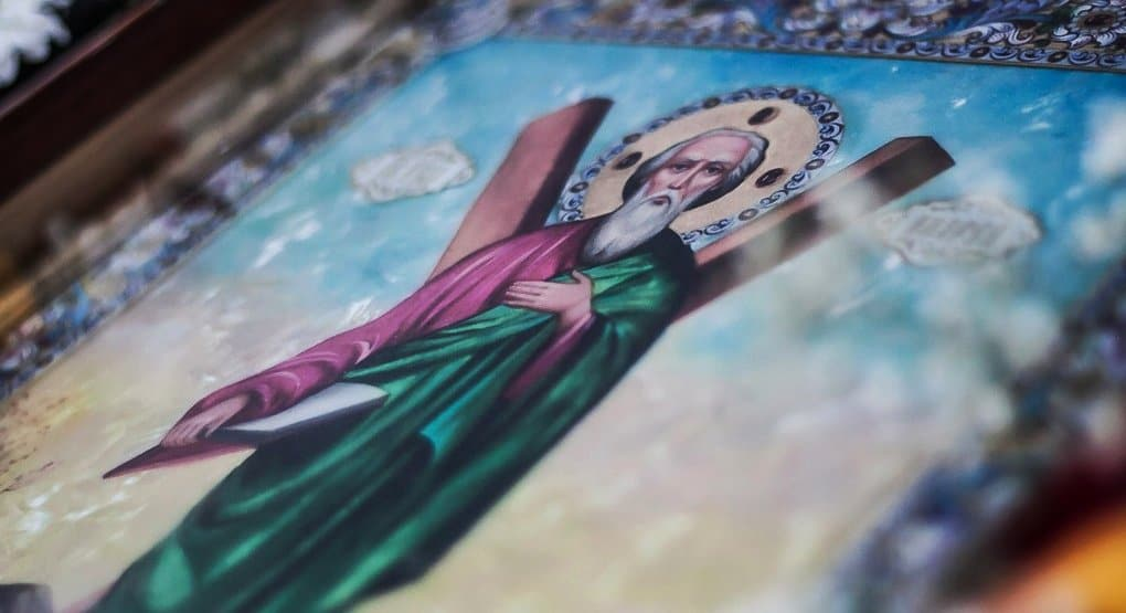 Церковь празднует память апостола Андрея Первозванного