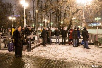 На Киевском вокзале