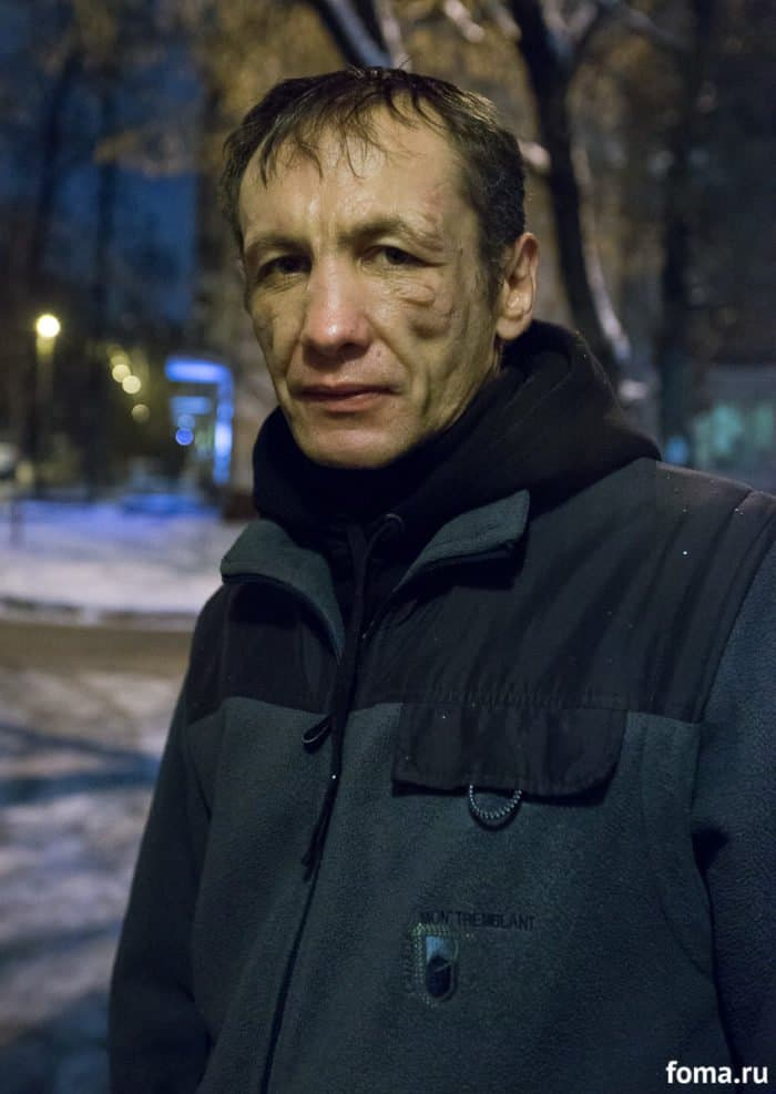 Жизнь на улице: откровенные истории бездомных и тех, кто не позволяет им погибнуть
