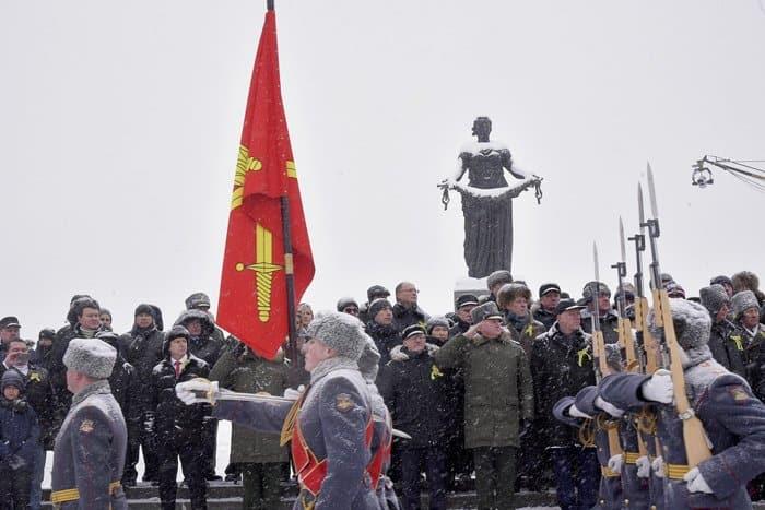 В Санкт-Петербурге помолились о жертвах блокады Ленинграда