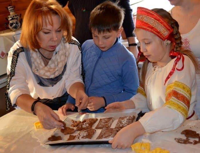 Пряники в Хабаровске - в форме сердца
