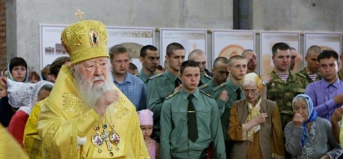 1 февраля в Жуковском покажут колокола для главного храма Росгвардии
