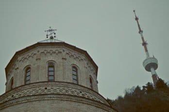 Мтацминда Пантеон