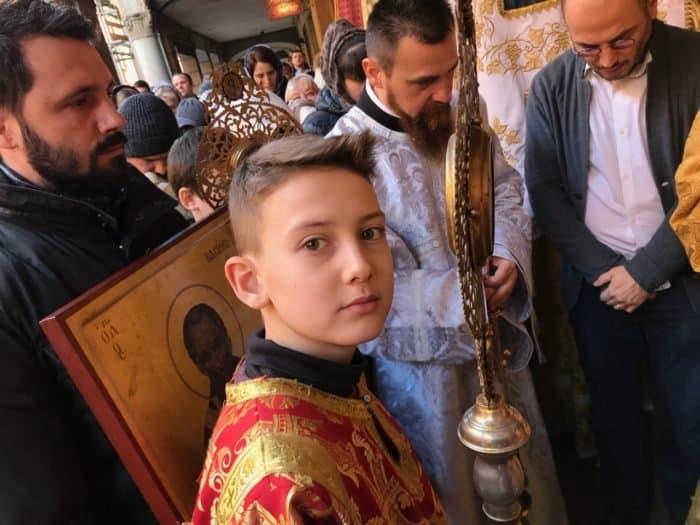 San Basilio в Болонье: 45 лет храму в Италии