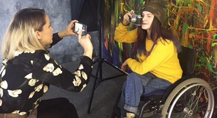 При участии Церкви в Пензе инвалиды создают свои социальные проекты
