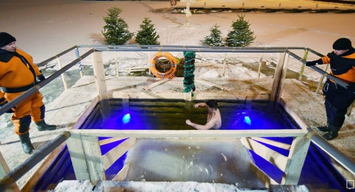 Где искупаться на Крещение Господне в Москве: адреса всех 59 площадок