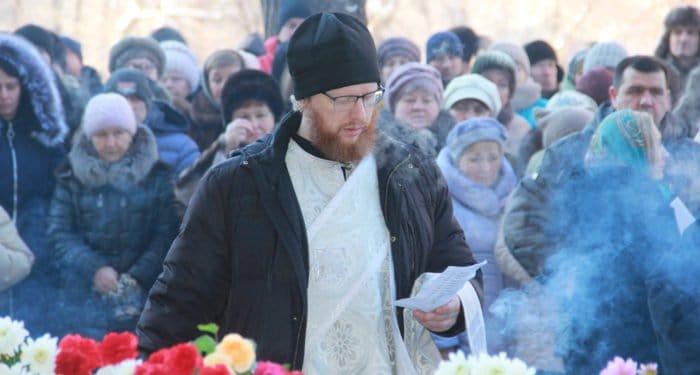 На 9-й день после трагедии в Магнитогорске в городе помолились о ее жертвах