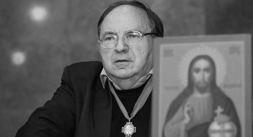Умер писатель и ученый Николай Лисовой