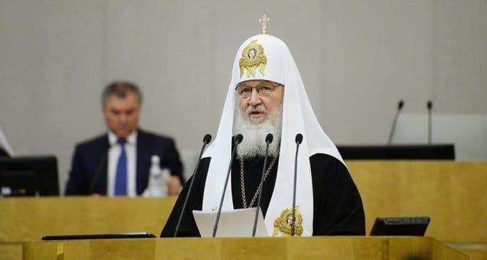 Что патриарх Кирилл сказал депутатам: 5 важных социальных тем