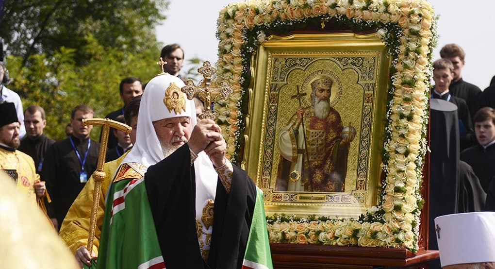 Патриарх Кирилл надеется, что при Владимире Зеленском прекратится притеснение верующих Украинской Православной Церкви