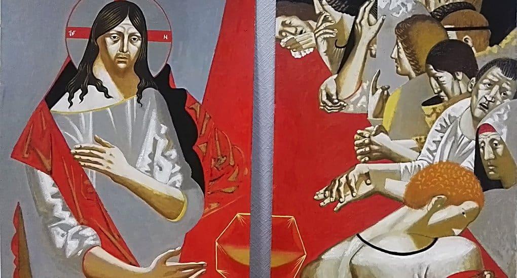 Первая выставка современного православного искусства откроется 25 января в Москве