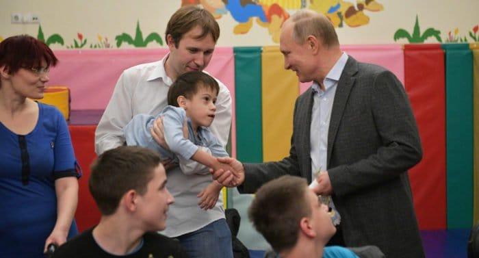 Визит Президента в Детский хоспис - признание важности социального служения Церкви, - протоиерей Александр Ткаченко