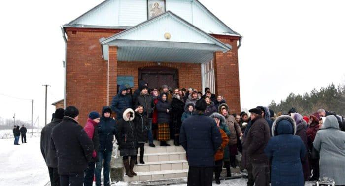 Захваты храмов стали лейтмотивом президентской кампании на Украине, - Владимир Легойда