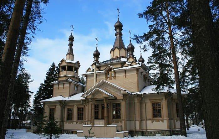 Первый храм в честь Серафима Саровского признали памятником культуры