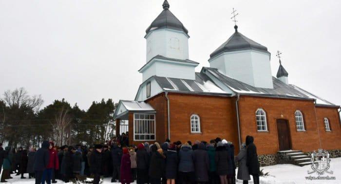 На Волыни захвачено уже больше 20 храмов Украинской Церкви, - епископ Волынский Нафанаил