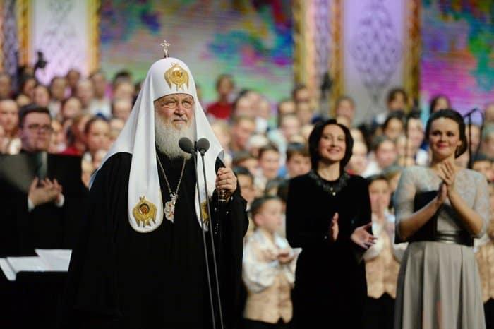 В Кремле отметили 10-летие Поместного Собора и интронизации патриарха Кирилла