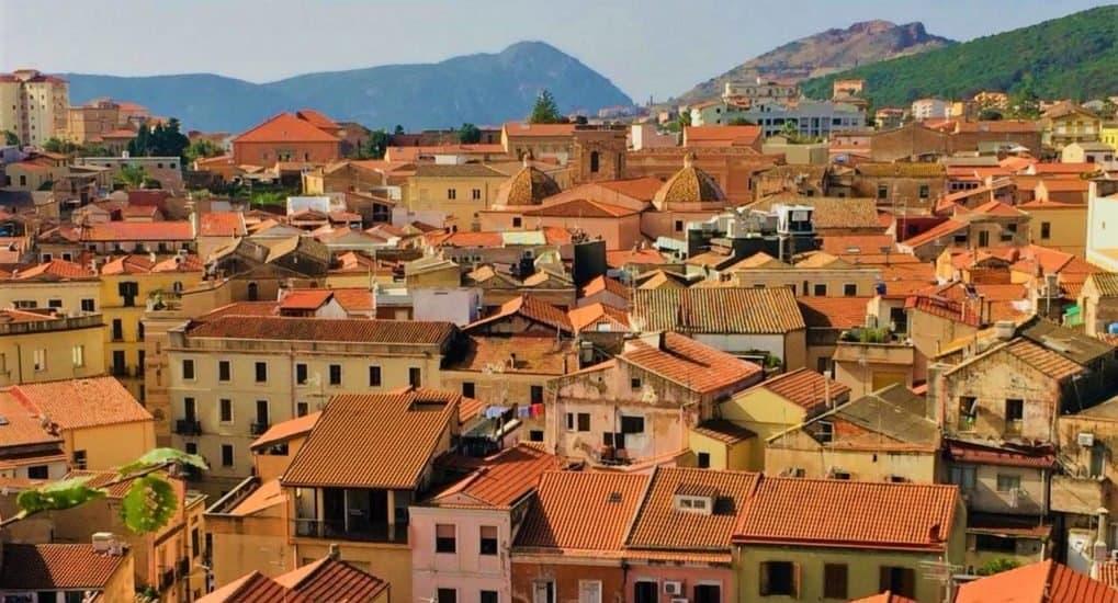 Сардиния: святая Варвара, заповедник на месте шахт, скалы и море