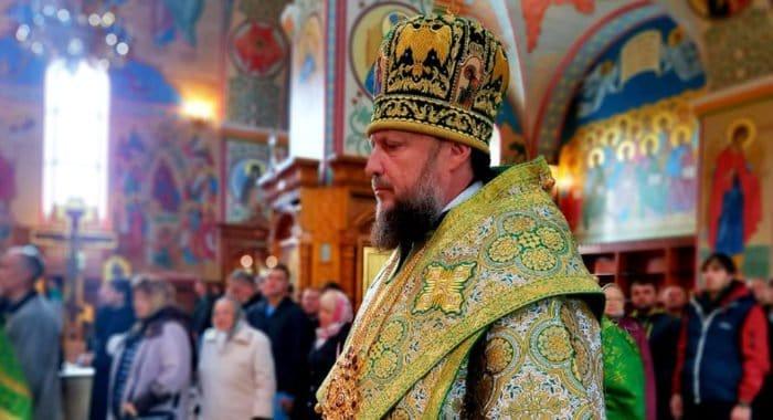 На Украине задержали и депортировали в США викария Киевской митрополии епископа Гедеона