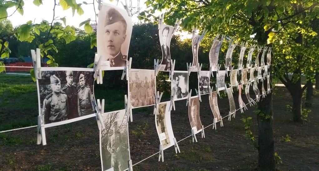 Около 33 млн. фото фронтовиков разместят в музее главного военного храма России