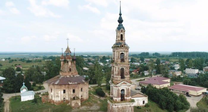 Фонд «Белый Ирис» реализовал проект по сохранению уникальных сельских храмов