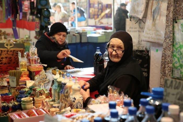 В понедельник открылся православный фестиваль «Артос»