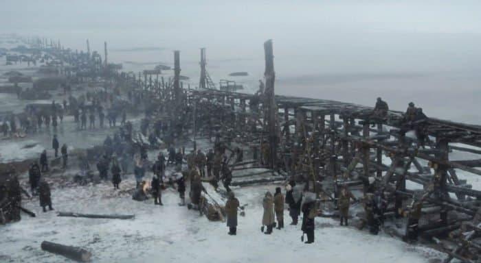 Вышел трейлер фильма об уникальной «Дороге Победы» к блокадному Ленинграду