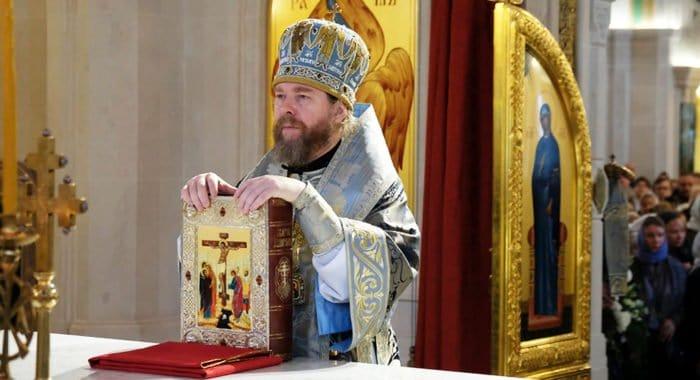 Митрополит Псковский Тихон включен в Общественный совет при комитете Госдумы по культуре
