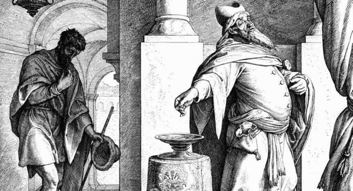 Православные отмечают Неделю о мытаре и фарисее