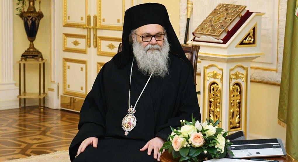 Антиохийский патриарх призвал Поместные Церкви «возвысить голос» против беззаконий Константинополя