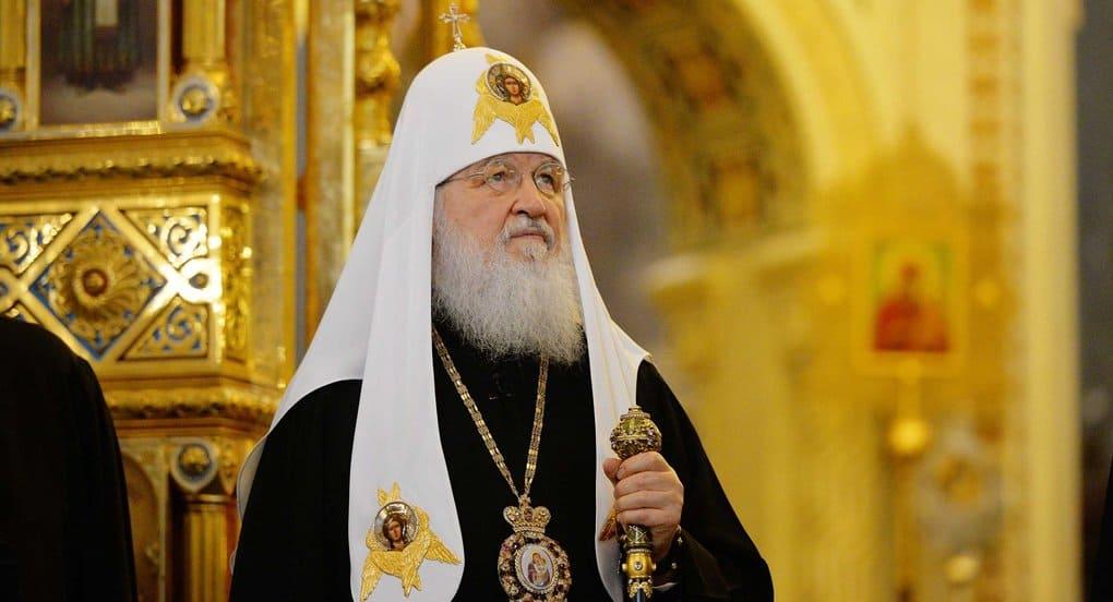 Слово Святейшего Патриарха Кирилла в 10-ую годовщину интронизации