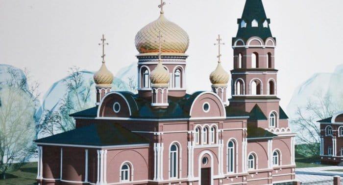 На Центральном кладбище Хабаровска построят храм в честь Царской семьи