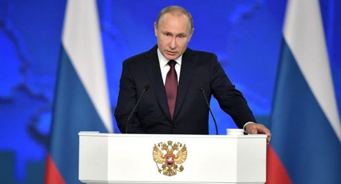 Владимир Путин предложил целый ряд мер поддержки семей
