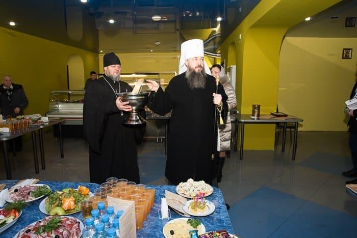 Церковь открыла в Пензе столовую, в которой бесплатно кормят «всех, кто приходит»