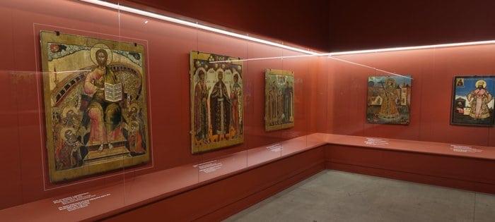 Создан тур для виртуальных прогулок по выставке «Сокровища музеев России»