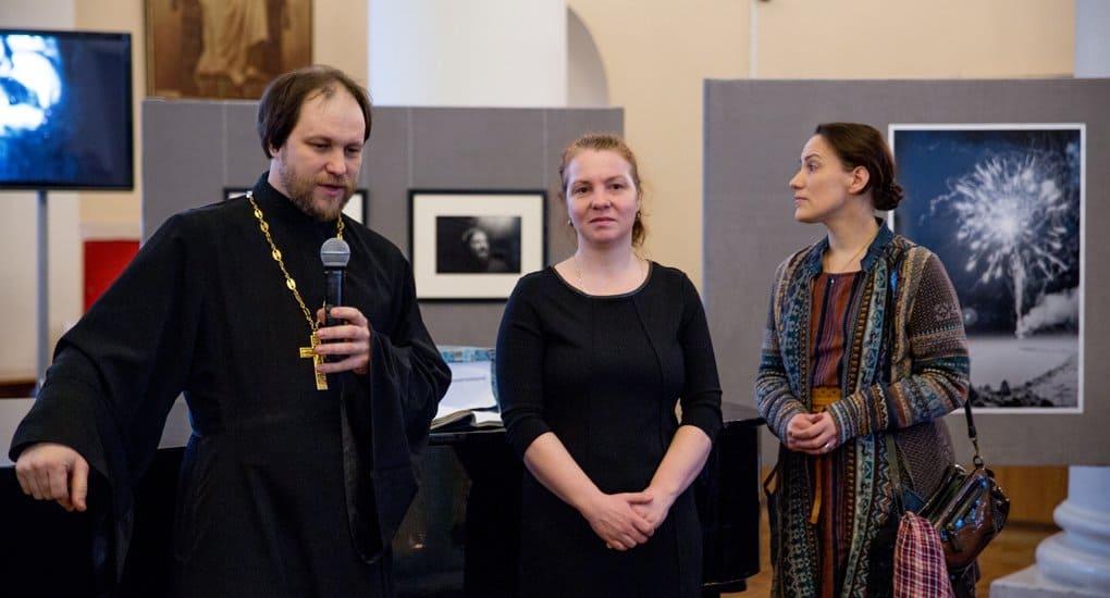 Открылась выставка Екатерины Соловьёвой