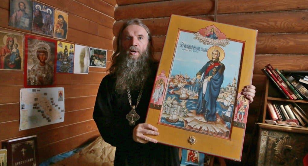 Храм для воина: как крымский игумен служит на родине адмирала Ушакова