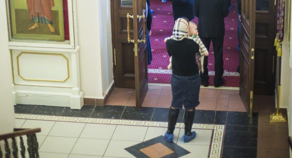 Как быть в храме с ребенком-аутистом?