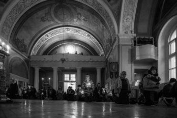 Храм святой мученицы Татианы при МГУ, Москва. Фото Юлии Макковейчук