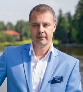 Александр Красоткин, фотограф, журналист и поэт, член Союза фотохудожников России
