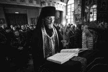 Псково-Печерский монастырь. Фото иеродиакона Симеона (Кивайло)
