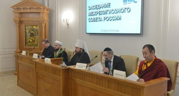 Межрелигиозный совет России поддерживает освобождение всех заложников и пленных на востоке Украины