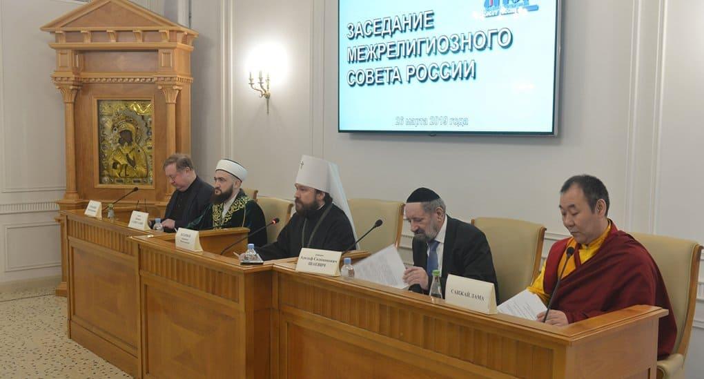 Межрелигиозный совет России планирует вручать свою медаль