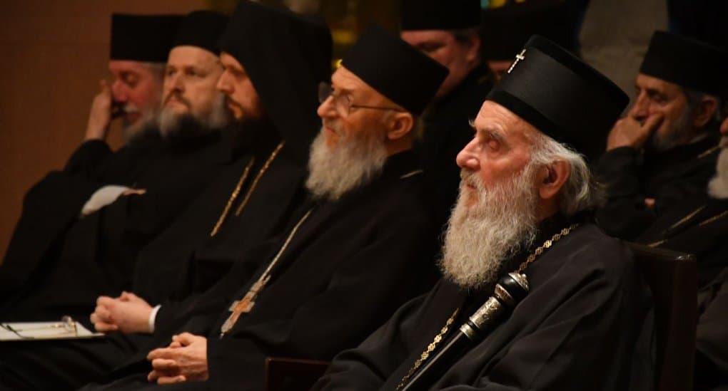 Сербская Церковь сообщила остальным Поместным Церквам о своем непризнании ПЦУ