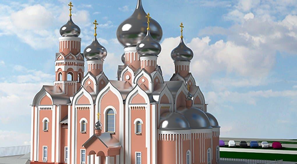 Храм в честь «апостола Алтая» строят в Новосибирске